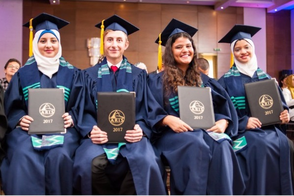 ARIS Graduates First Batch of IBDP Students Class of 2017