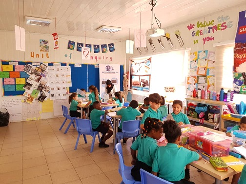 PYP Classroom in Focus Year 4A
